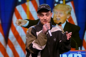 Mac Miller Feud With Donald Trump