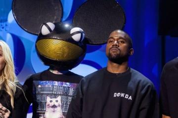 Deadmau5 and Kanye West