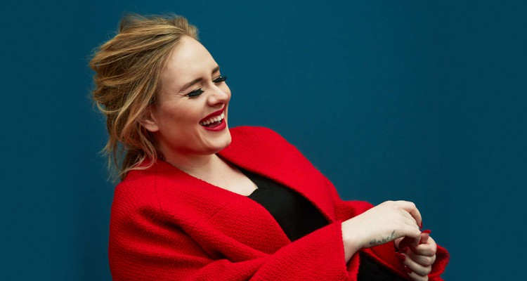 Adele Richest Female UK Musician