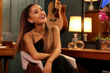 Ariana Grande Fallon