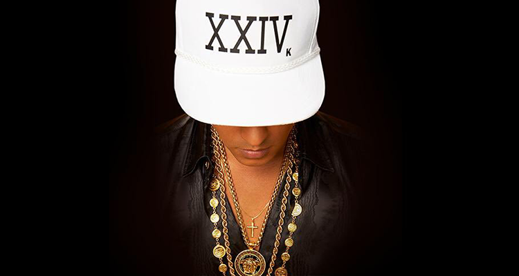 "Bruno Mars' New Single ""24K Magic"" Arrives This Friday"