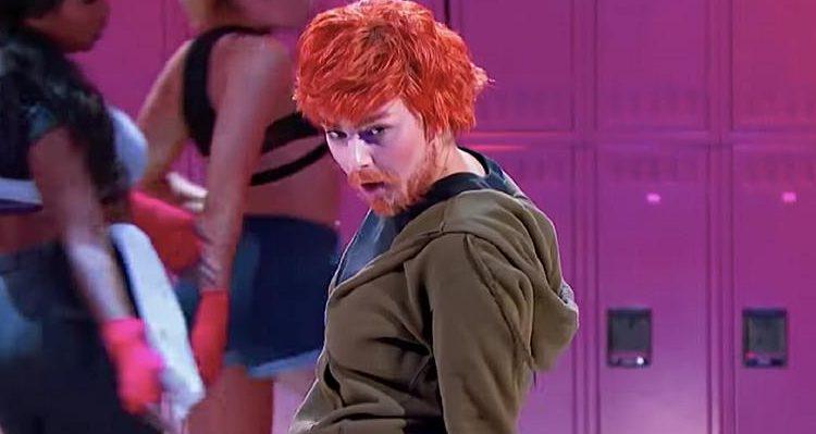 "Watch Charli XCX Become Ed Sheeran for ""Lip Sync Battle"""