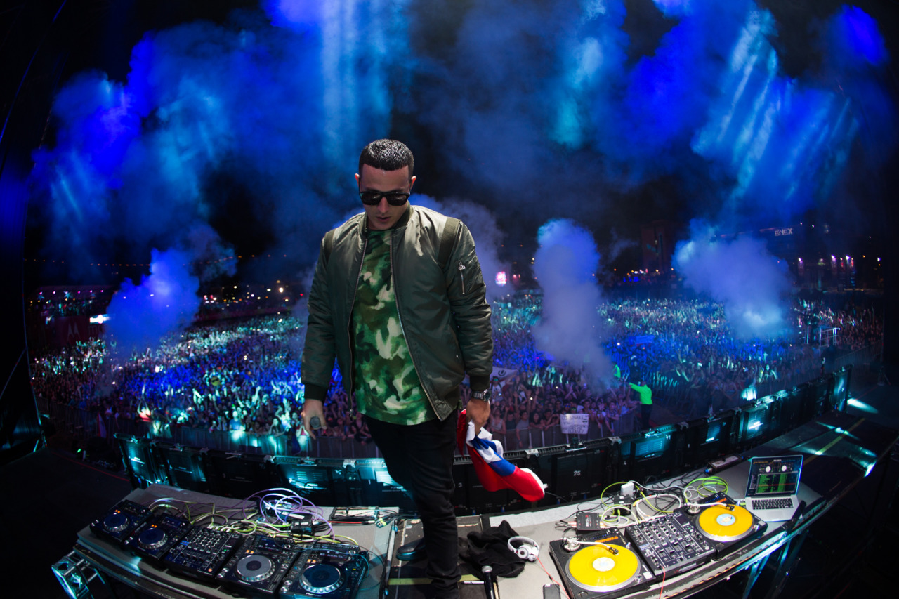 Dj snake 39 s middle receives official remix from 4b pro for 1234 get on the dance floor dj remix
