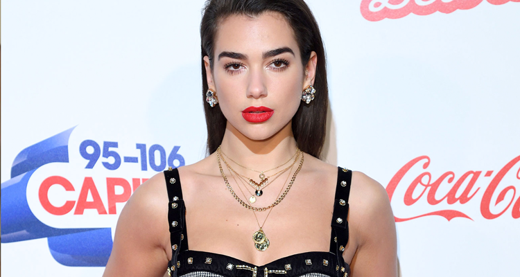 Dua Lipa Calls Out Sexism in the Music Industry