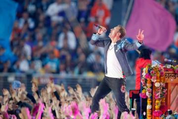 Coldplay Alessia Cara