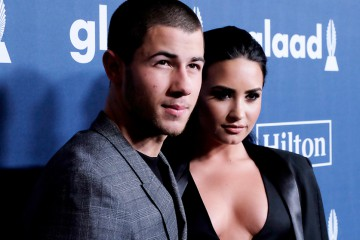 Nick Jonas Demi Lovato Cancel North Carolina Show