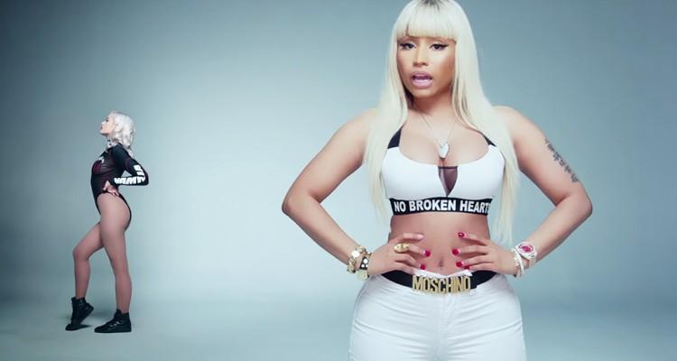 Bebe Rexha Nicki Minaj