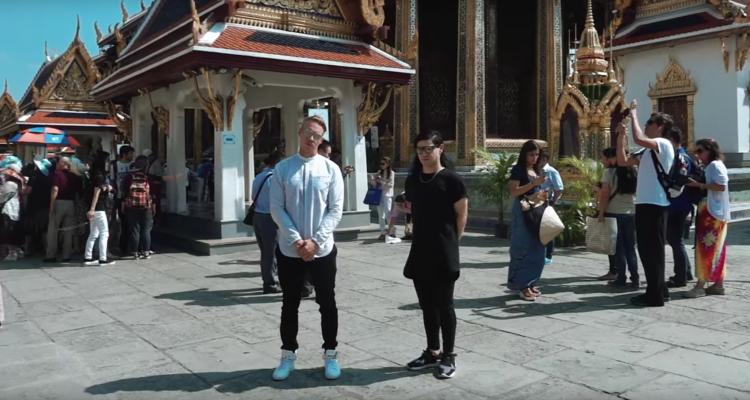 Skrillex & Diplo Travel the World in 'Mind' Video: Watch
