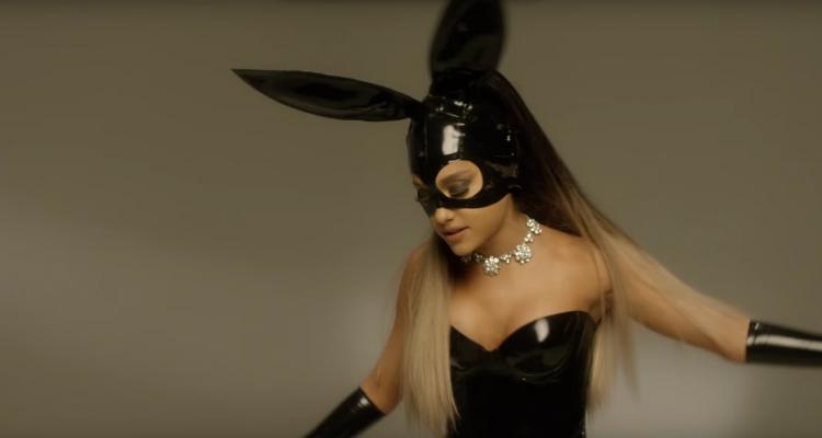 "Ariana Grande Sings ""Dangerous Woman"" A Cappella: Watch"