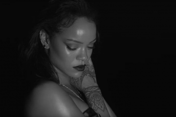 Watch Rihanna's Shadowy 'Kiss It Better' Video