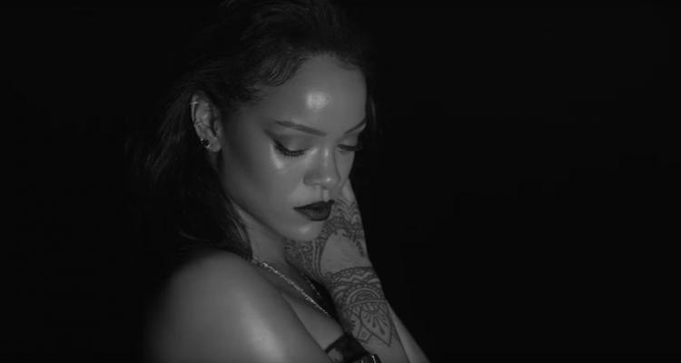 Watch Rihanna's Shadowy 'Kiss It Better' Video