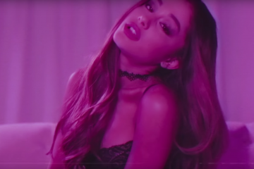 Ariana Grande Drops Sexy 'Dangerous Woman' Video