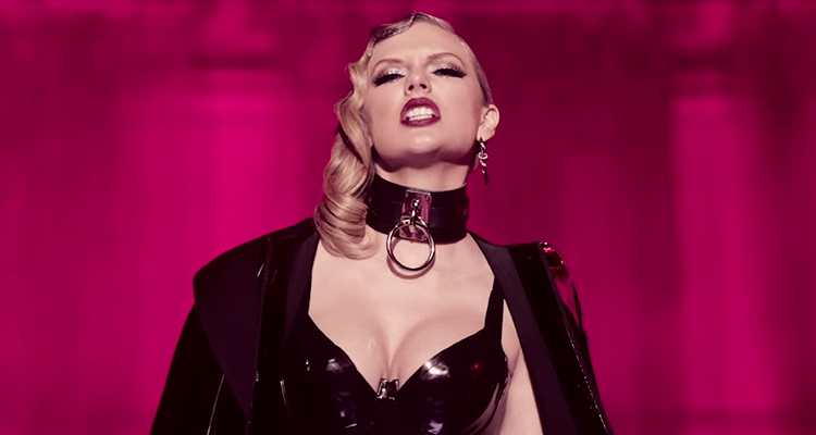 Kinder Garden: Taylor Swift Raps On New Song '…Ready For It?' : Listen