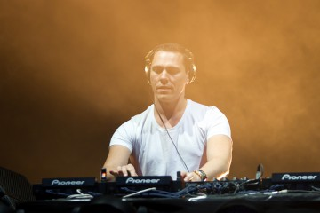 Tiësto AFTR:HRS Records