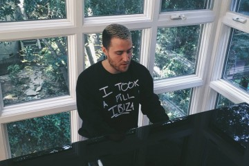 "Tourism Officials Not Happy About Mike Posner's ""I Took a Pill in Ibiza"""