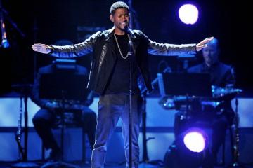 Usher Prince Tribute