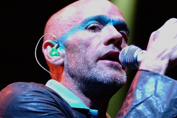 Watch Michael Stipe Cover David Bowie's 'The Man Who Sold The World.'