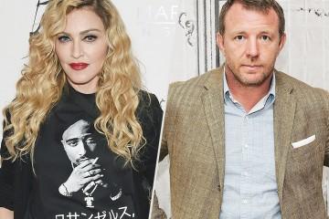 Madonna Guy Ritchie Custody Battle