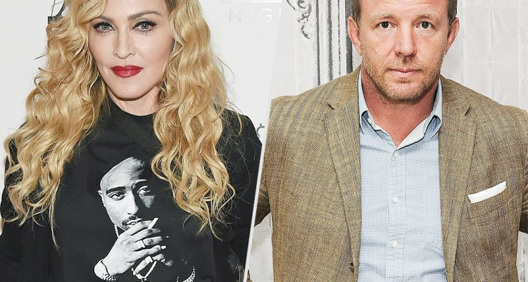 Madonna Guy Ritchie Custody Battle