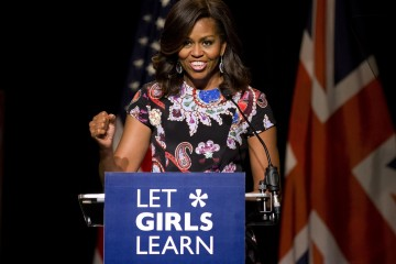 Watch Michelle Obama's SXSW Keynote Speech Featuring Missy Elliott and Diane Warren