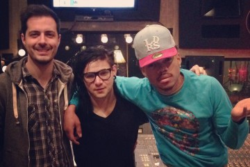 chance the rapper featured on skrillex remix