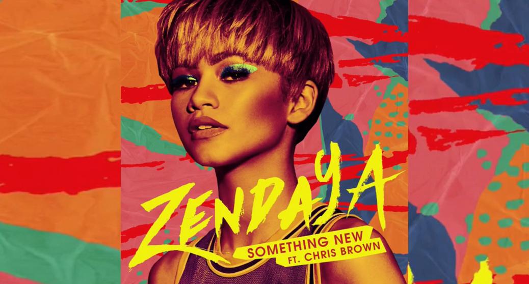 "Zendaya's Samples TLC in New Single ""Something New"" ft. Chris Brown WAV"