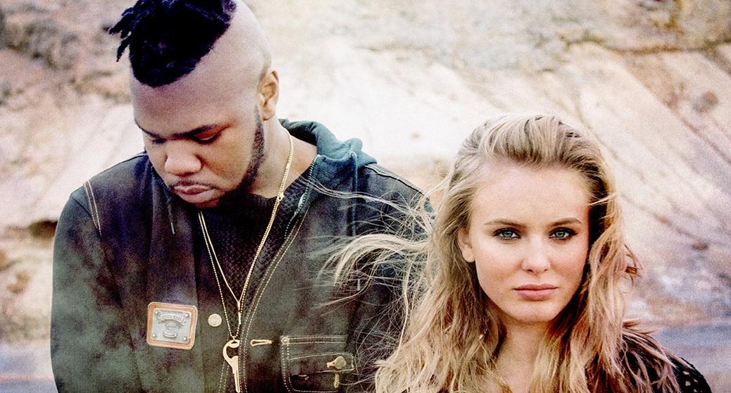 Zara-Larsson-MNEK Remix Carnage