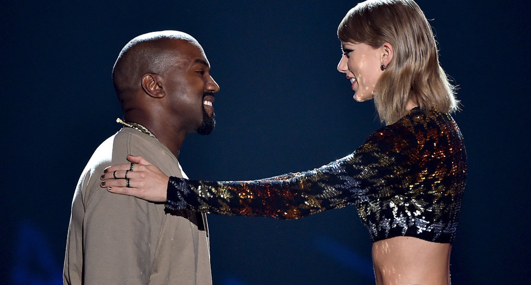 Taylor Swift Shades Kanye West With Grammys Album of the Year Speech